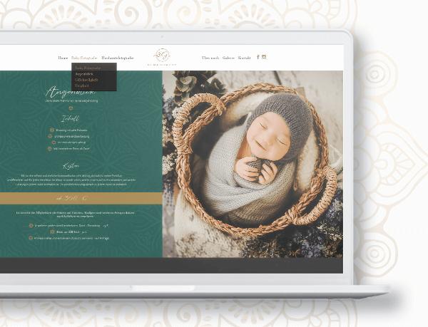 Feminin Webdesign Fotografie Ansbach